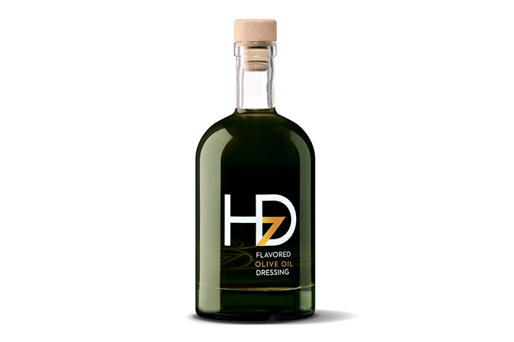 hd seven olive oil